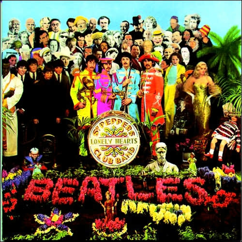 It was 20 years ago... Sgt Peppers Album Sleeve