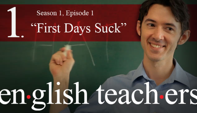 English Teachers - series